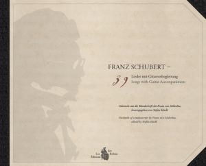 Schubert couv verso