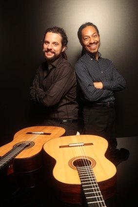 Brasil Guitar Duo © Gal Oppido